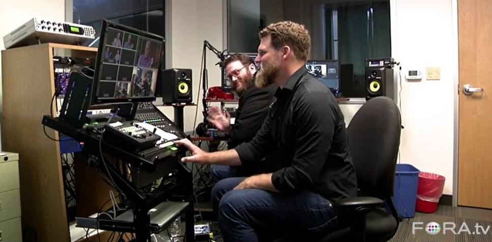 director and live stream tech