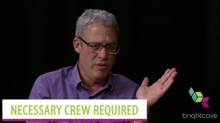 necessary crew required